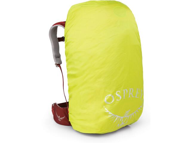 Osprey Ultralight High Vis Raincover XS, geel